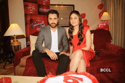Kareena, Imran @ 'Valentine Ball'