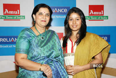 Amul's music video launch