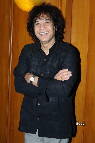 Deepak Pandit's album launch