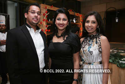 Times Food Guide 2012 launch party