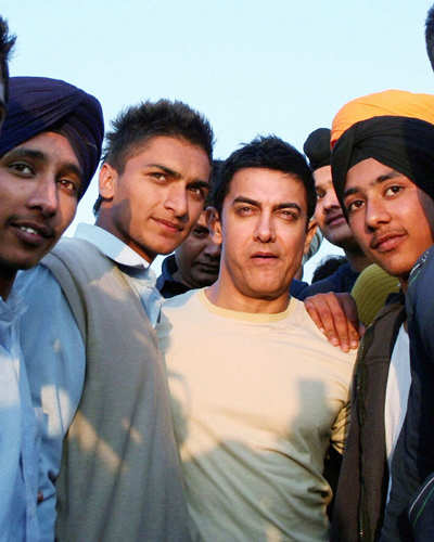 Aamir's Bharat darshan for TV debut