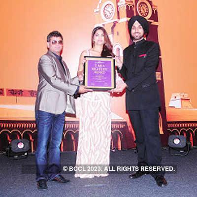 Times Nightlife Awards Winners 2012 -- Chennai Winners