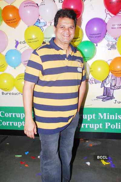 Viren Shah's 'Happy Slappy' party