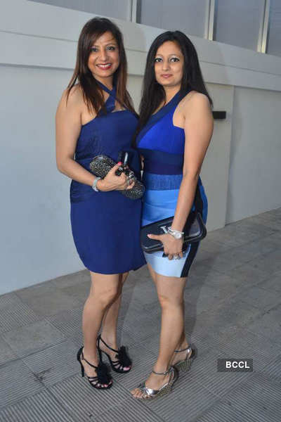 Vinisha Tulsiani's b'day party