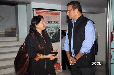 Kailash Kher mother's prayer meet