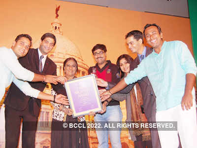 Times Nightlife Awards 2012: Kolkata