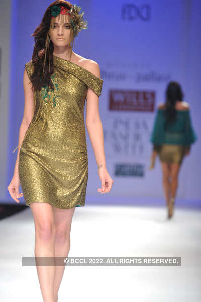 WIFW '12: Day 2: Dhruv and Pallavi