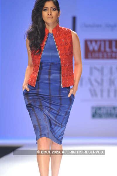 WIFW '12: Day 2: Chandrani Singh