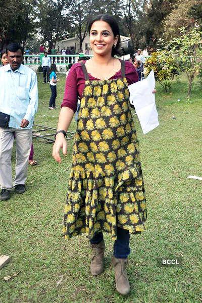 On the sets: 'Uttaran'