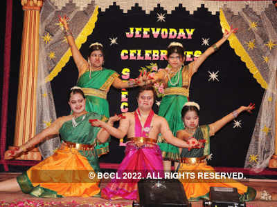 Hirani @ Jeevoday Special School Annual Day