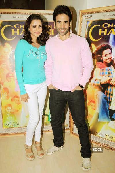 Tusshar, Kulraj promote 'CDKC'