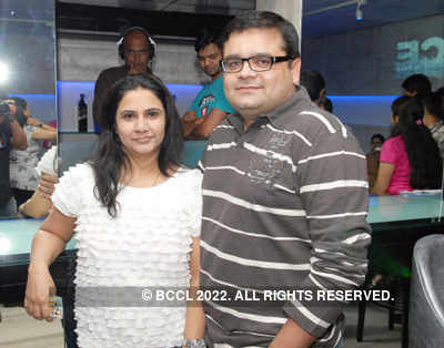 'Ice Lounge' launch party
