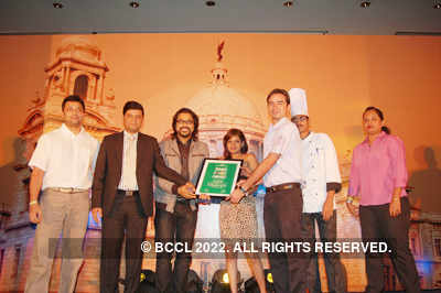 Times Food Guide Awards '12 -- Kolkata Winners