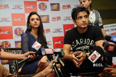 Aditi, Ali at 'LPNY' Closeup promo
