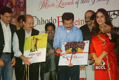 Music launch: 'Chhodo Kal Ki Baatein'