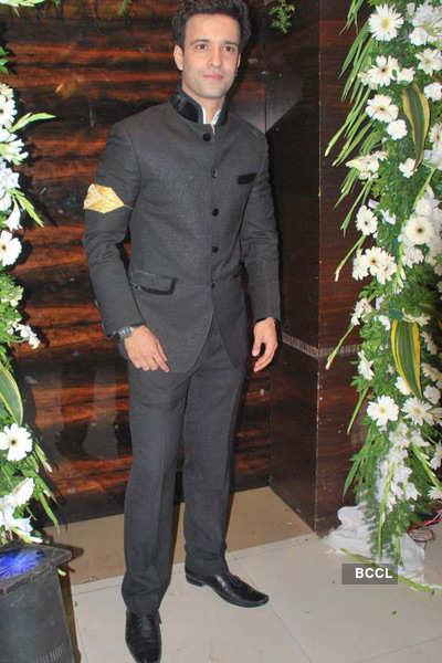 Sanjeeda-Aamir's wedding party