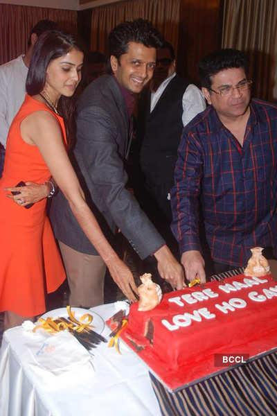 Tere Naal Love Ho Gaya: Success party