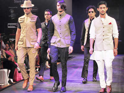 Jaipur International Fashion Week 2012