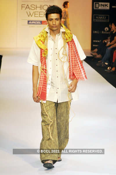 LFW'12: Day 3: Paromita Banerjee