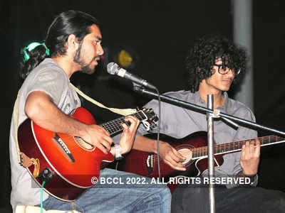 Guitar workshop @ St.Xavier's college