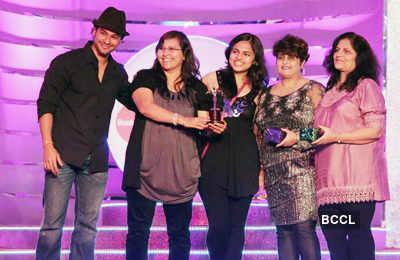 Lavasa Women's Drive Awards'12