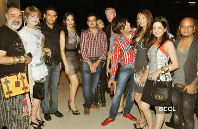 Celebs @ 'Soul' launch party