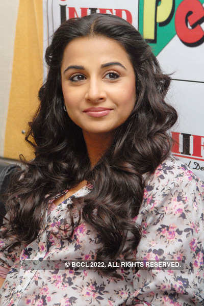 Vidya Balan's photo shoot