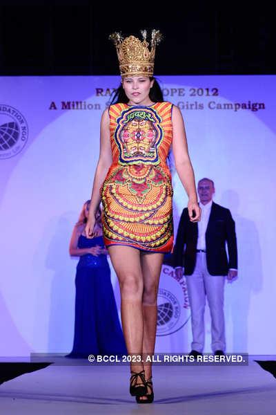 Fashion show @ German embassy