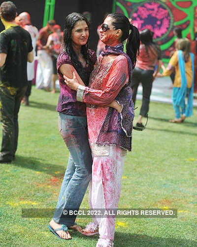 Vineet Jain's Holi Party '12 - 2