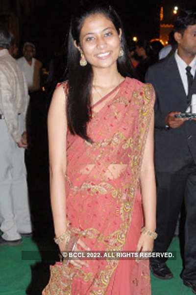 Amit-Aankanksha's wedding reception