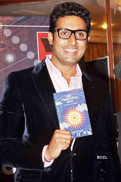 Saurabh Pant's book launch