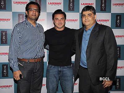 Sohail @ Lagerbay restaurant launch
