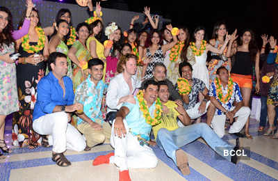 Farzad Billimoria's b'day party