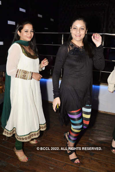 Roma Bhalla's b'day party