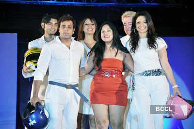 Celebs @ Aarti Vijay Gupta's show