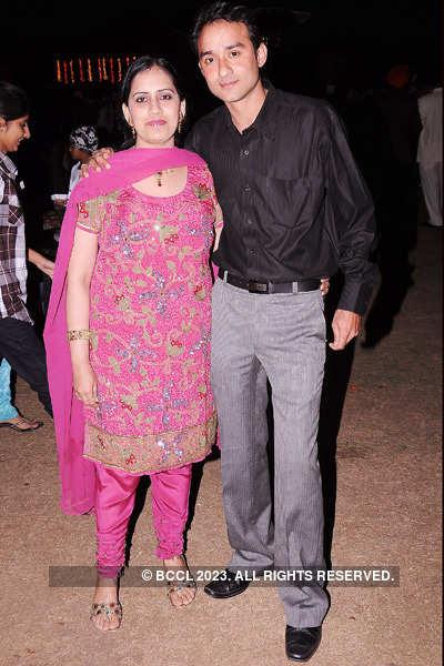 Hardeep-Gurjeet's wedding reception