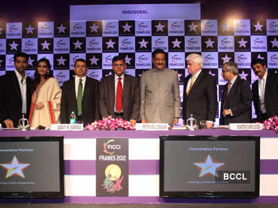 Sonam Kapoor @ FICCI Inaugural Session