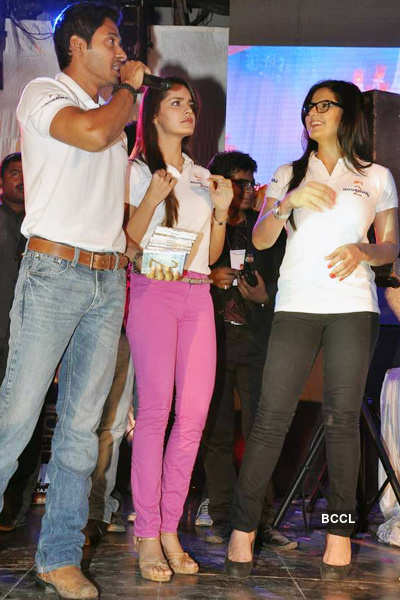 'Housefull 2' cast @ college fest
