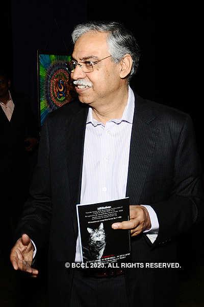 Sterre Sharma's art exhibition
