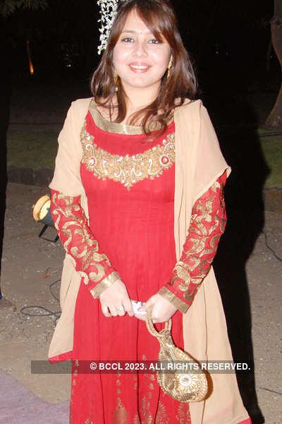 Saurabh & Kanika's wedding reception