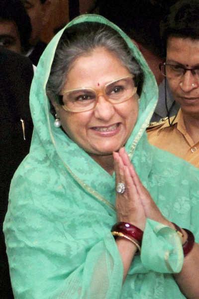 Jaya Bachchan back in Mulayam camp
