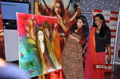 Unveiling of Anjana Kuthiala's paintings
