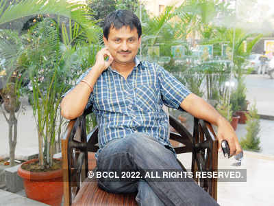 Girish Kulkarni's photo shoot