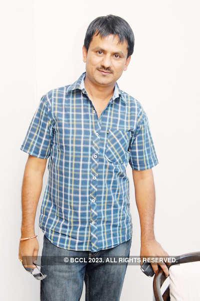 Girish Kulkarni's photo shoot