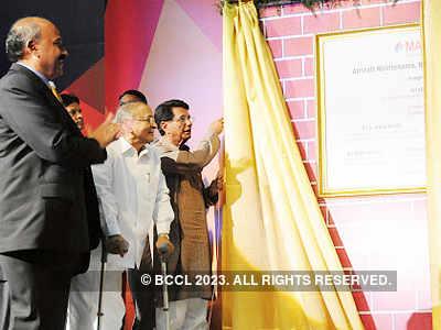 Inauguration of MRO Facility at airport