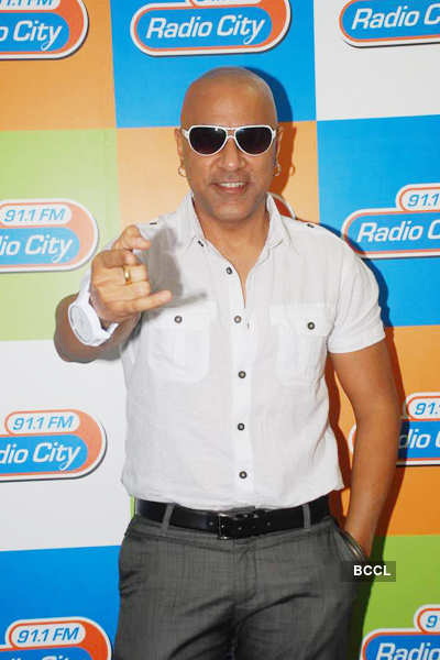 Baba Sehgal's album launch