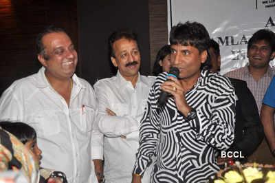 Asif Bhamla's 'I love India' event