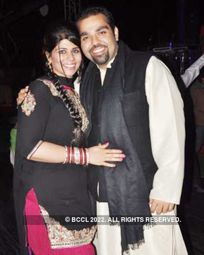 Jaideep Singh & Ayesha's pre wedding party