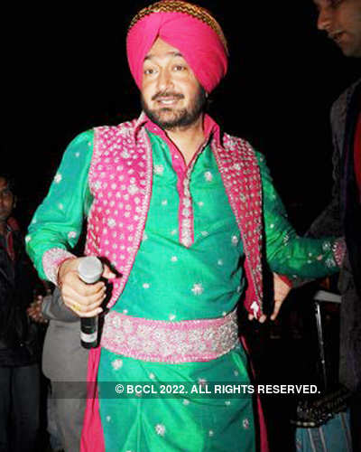 Jaideep Singh & Ayesha's pre wedding party