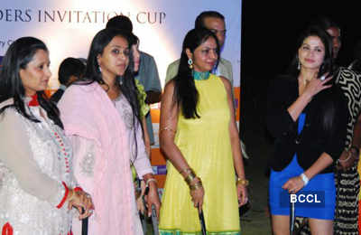 'Cancer Crusaders Invitation Cup' event